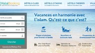 Halal tourism Halalbooking goes to French, halal food certificate