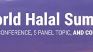World Halal Summit & Helal Expo, halal food certificate