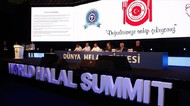 World Halal Summit in Istanbul, halal food certificate
